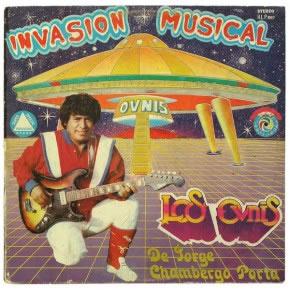 Los Ovnis | Invasión Musical