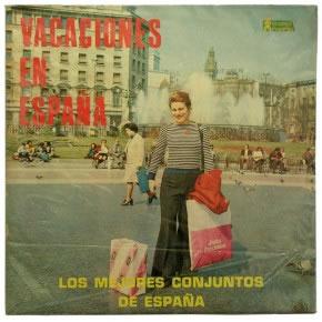 Vacaciones en España | Discos Chaves