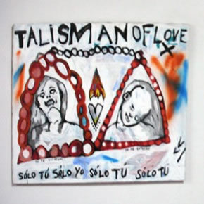Talisman del amor | Mixta sobre Tela | 2005