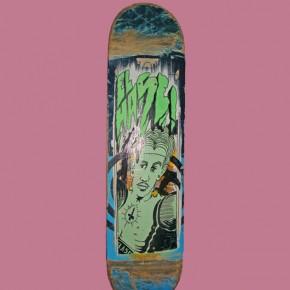 HASE | Mixta sobre skateboard | 2006