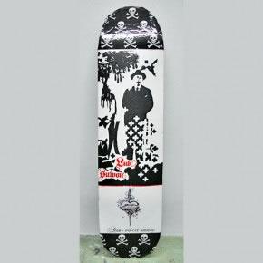 LUK / SUWON | Mixta sobre skateboard | 2006