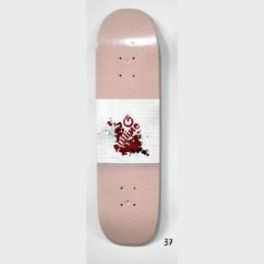 INS | Mixta sobre skateboard | 2006