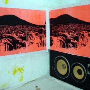 Raimond Chaves | Serigrafia sobre papel | 2005