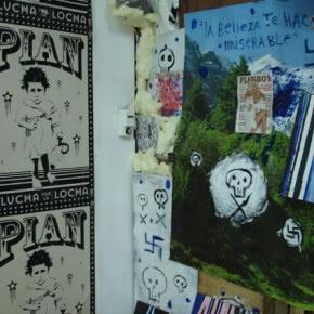 PIAN | Serigrafia sobre papel | 2005 | Luis Salazar | Instalación | 2006