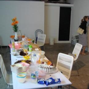 No quiero comer solo|Acción concomitante - cena | 2007