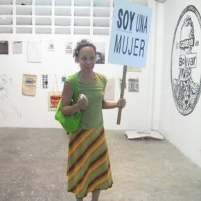 Ana Laura López de la Torre y Richard Owen | Soy un hombre| Soy una mujer | 2007 | acción