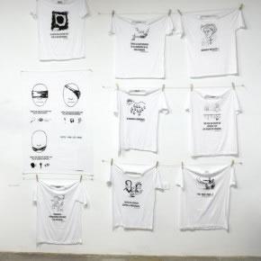 Grupo indocumentado | sin título | 2007 | serigrafía sobre tela