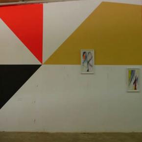 Coda 2 |2008 | Coda 3| 2008 | Coda - Pintura Mural | 2008