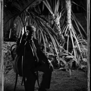 Mauricio Boneli | Retrato de Burle Marx