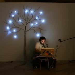 Árbol | 2009 | Performance sonoro por Calvin