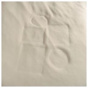 Impresión sobre sábana