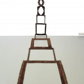 El Origen del cuadrado | 2014 | Escultura