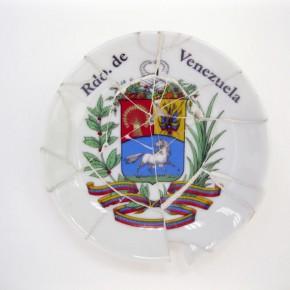 Recuerdo de Venezuela - Escudo