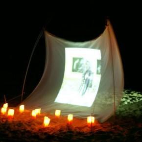Proyección Lydia's Death en Choroní | 2007