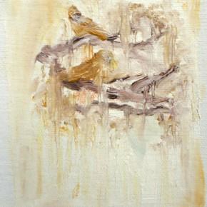 rama con dos pájaros | 2008