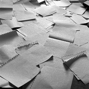 For the Barefoot # 15| 2003| Inyección de tinta sobre papel de algodón | 2005 | 22 x 22 cm | Edición de 3 + AP