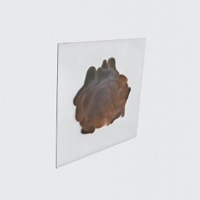 Luz liquida sobre vidrio | 2011 | Archival pigment print, edición: 5 + p/a | 60cmx60cm