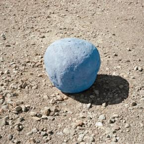 Estudio (Piedra azul con sombra) | 2011 | Archival pigment print, edición: 5 + p/a | 50cmx50cm