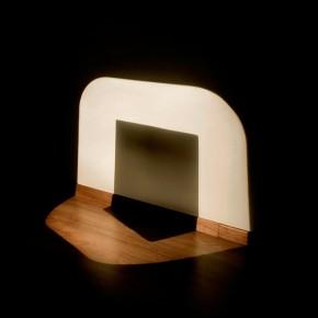 Proyección del cuadrado negro | 2011 | Inyección de tinta sobre papel de algodón | 70 x 70 cm | Ed. 5