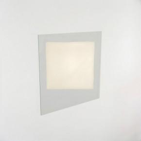 Cuadrado de luz sobre vidrio | 2011 | Inyección de tinta sobre papel de algodón | 70 x 70 cm | Ed. 5