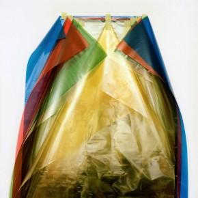 Cinco capas de color | 2011 | Inyección de tinta sobre papel de algodón | 70 x 70 cm | Ed. 5