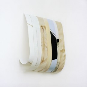 Tiras | 2011 | Inyección de tinta sobre papel de algodón | 70 x 70 cm | Ed. 5