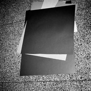 Situaciones elementales (cartulinas en granito) | 2010-2011 | Inyección de tina sobre papel de algodón | 23cmx15cm | Edición de 3+P.A