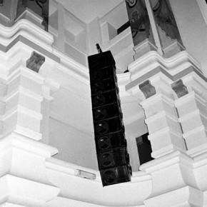Situaciones elementales (amplificadores) | 2010-2011 | Inyección de tina sobre papel de algodón | 23cmx15cm | Edición de 3+P.A