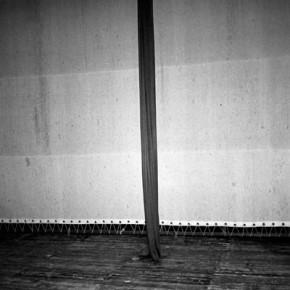 Situaciones elementales (Tira de tela) | 2010-2011 | Inyección de tina sobre papel de algodón | 23cmx15cm | Edición de 3+P.A
