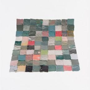 Nuevas formas y alfombras | 2010 | Inyección de tina sobre papel de algodón | 70x70cm C/U