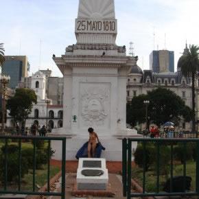 Monumento Plaza de Mayo