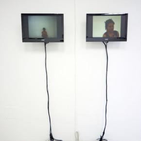 Vista de sala | Solo estoy siendo | Erika Ordosgoitti