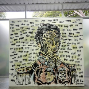 Retrato de Bolivar