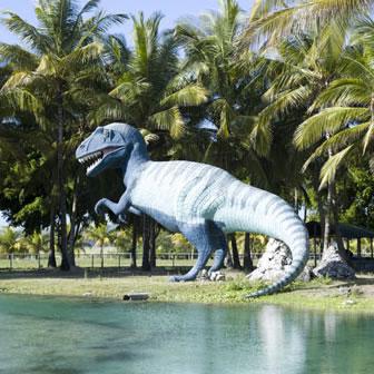 Paraíso Artificial - T-Rex