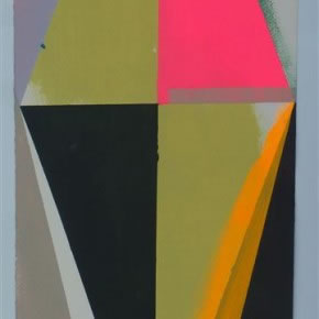 Jaime Gili | Estudio para esquina 2 | 2011 | 45 x 22 cm