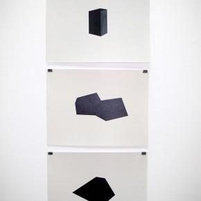 Ricardo Alcaide | A place to hide | 2011 | Acrílico sobre papel