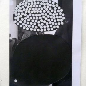 Luis Romero | Sin título (Enfermedad) | 2011 | Collage