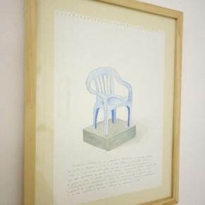 Inmobiliario urbano | 2012 | Acuarela sobre papel | 40 x 30 cm