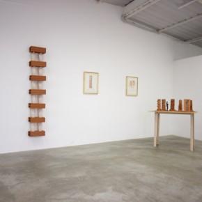 Vista de sala | Proyectos/Esculturas