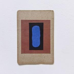 17. 2 | 2012 | Materiales diversos sobre cartón | 28,5 x 19,5 cm