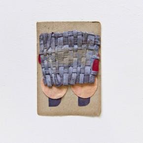 18. 3 | 2012 | Materiales diversos sobre cartón | 28,5 x 19,5 cm