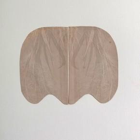 34. Corte 2 | 2012 | Collage sobre papel fabriano (220gr) | 48 x 32 cm