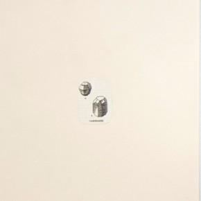 4. Variedades | 2012 | Collage sobre papel torreón | 28 x 21, 5 cm