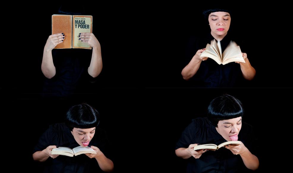 Déborah Castillo | Masa y poder, 2013