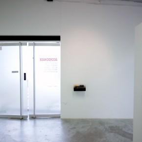Vista de sala | Accrochage