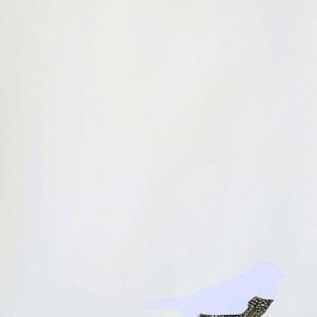 Burrito moteado a orillas del bosque | 2013 | 35 x 30 cm | Técnica mixta