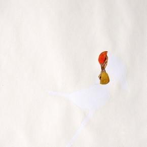 Playeritos en período de cortejo | 2013 | 58 x 43 cm | Técnica mixta