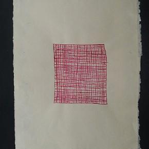 Oni-Miyapahawe (Devolviéndose) | 2012 | Dibujo en acuarela sobre papel | 45 x 30 cm