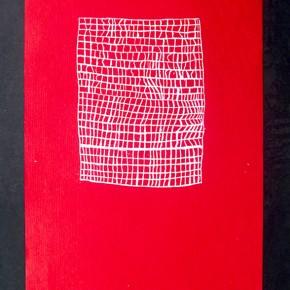 Wararime wake wake (espejo roto) | 2012 | Dibujo en acuarela sobre papel | 45 x 30 cm