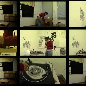 Work in progress I | 2010 | HDV video / 7 min